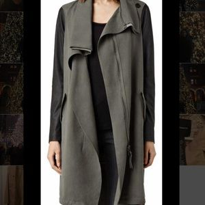 All Saints Trench Coat